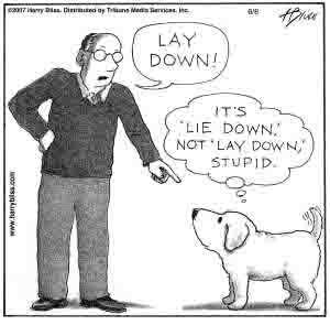 Lay-down